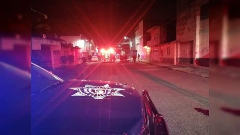 Atentado a bar en Uruapan deja dos muertos y 16 heridos