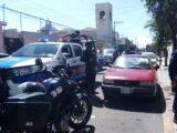 Se Recupera Vehículo con Reporte de Robo en la Colonia Juarez.