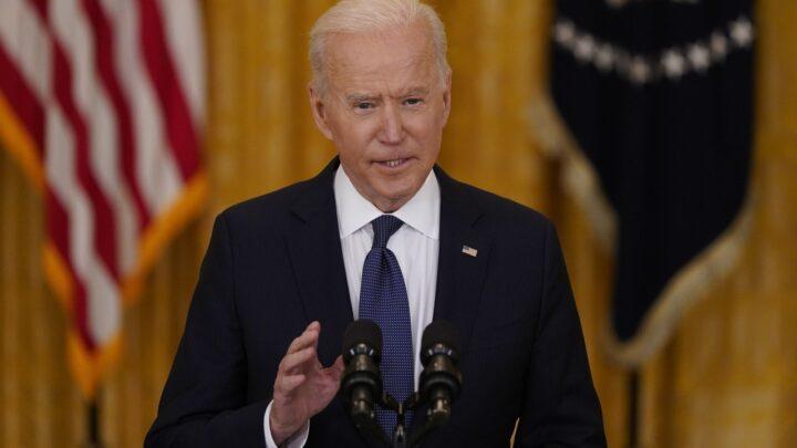 Joe Biden da 350 mil MDD a los gobiernos locales