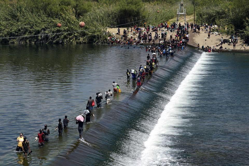 Más de 608 mil mexicanos indocumentados fueron detenidos en el año fiscal 2021, según The Washington Post