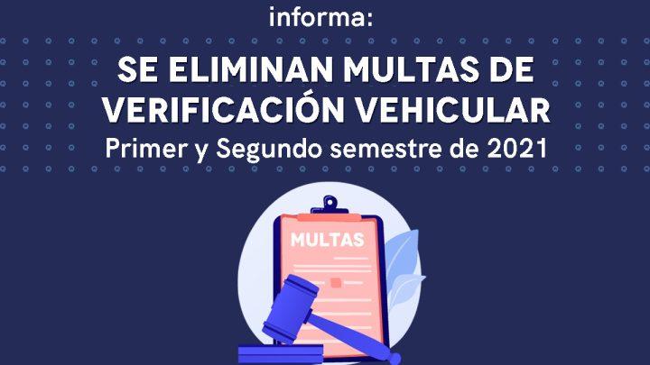 Por lo anterior, los vehículos con adeudo correspondiente a 2021 tendrán hasta el 31 de diciembre para realizar su verificación.