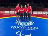 Jannet Alegría se retiró como atleta en 2016, fue entonces cuando recibió la invitación, por parte del presidente de la Federación Mexicana de Taekwondo, Raymundo González, para convertirse en la entrenadora nacional de la selección de dicha disciplina.