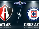 Este martes 19 de octubre se llevará a cabo el partido Atlas vs Cruz Azul en el Estadio Jalisco y aquí te decimos dónde y a qué hora verlo en vivo